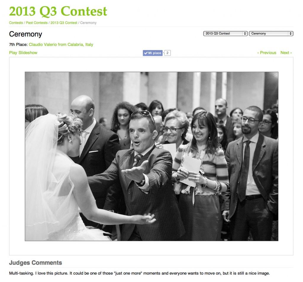 WPJA - Q3 2013 CONTEST  Q3-Ceremony-1024x953